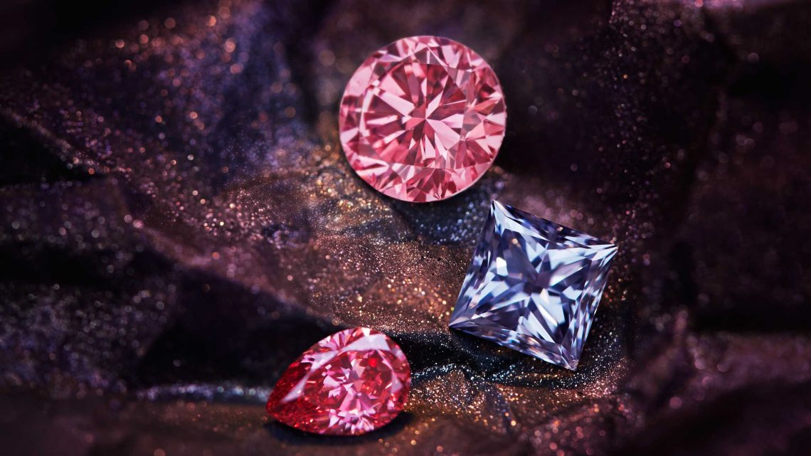 Invest in pink diamonds: Everything you need to know