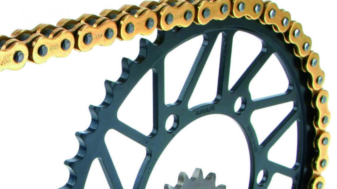 MAINTAIN THE BIKE CHAIN AND TENSION IT IN 5 STEPS WHILE Motorbike Servicing