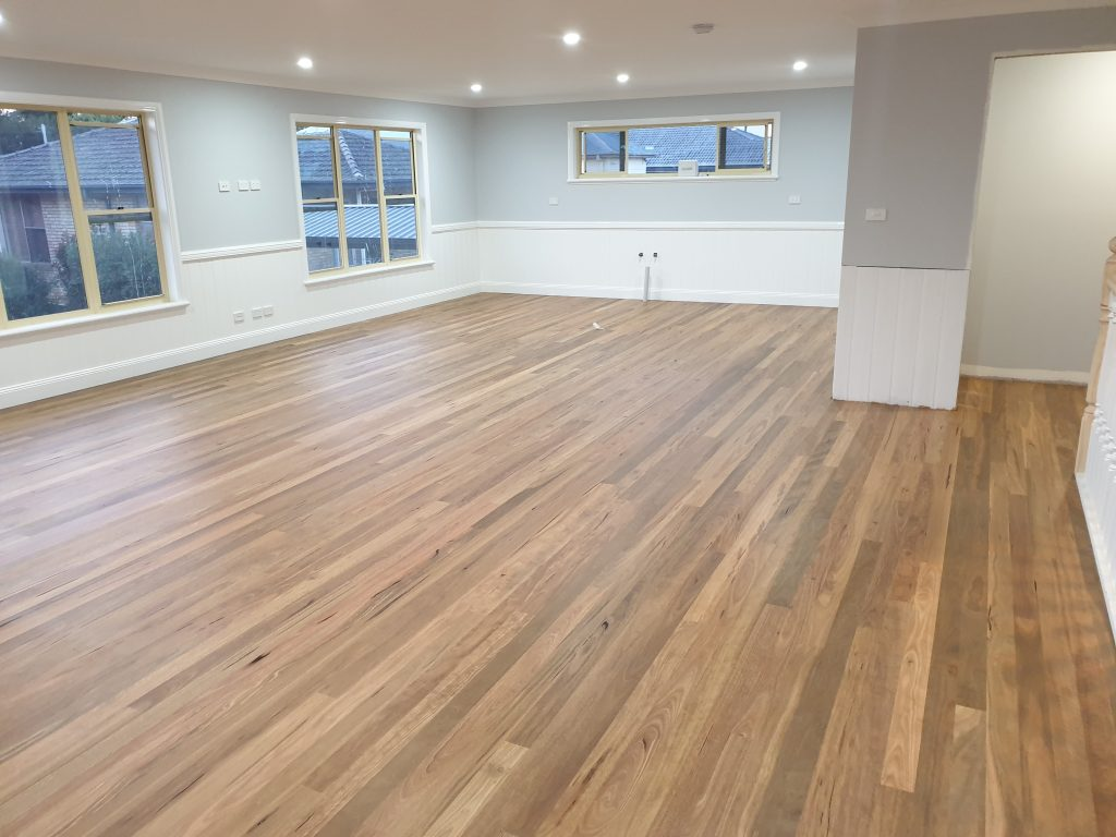 modern floor sanding